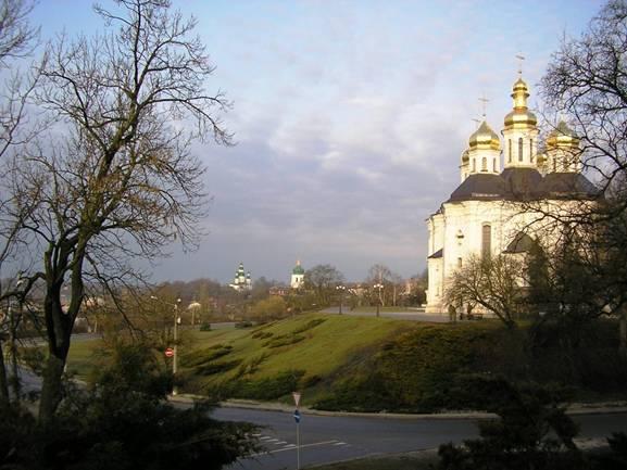 Одиночный поход по Украине, через древние русские города. Бы...